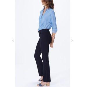 NYDJ Barbara High Rise Bootcut Jeans (Size 4P)